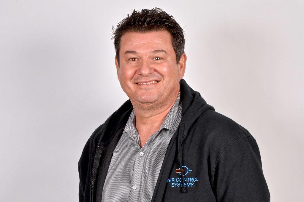 headshot of Steve Korica the Senior Project Manager